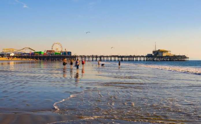 Santa Mônica é um dos destinos nos Estados Unidos mais caros para viajar