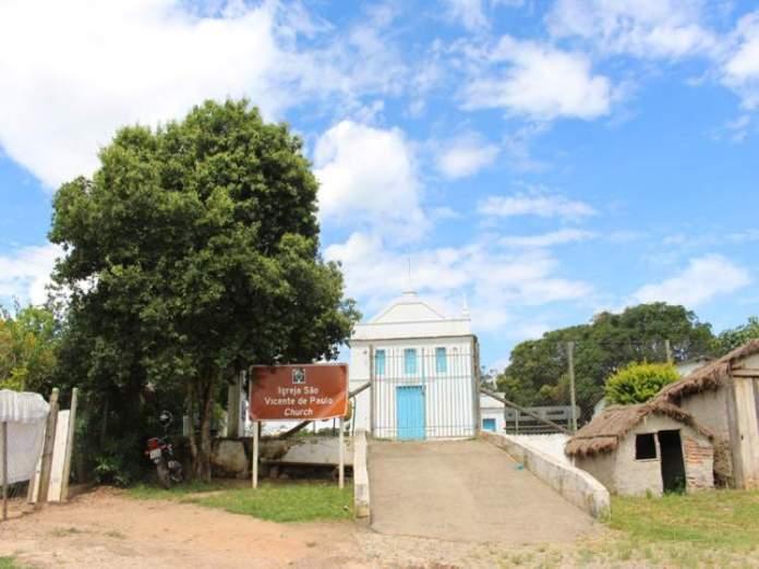 Sítio Histórico Quilombo do Sapé em Brumadinho