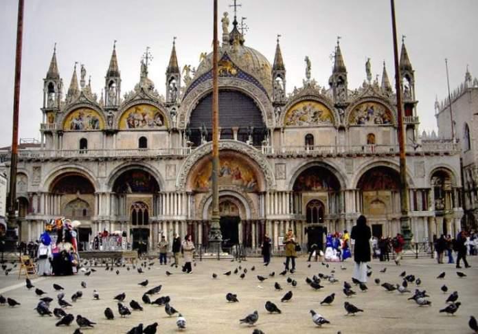 Basílica de São Marcos é uma das atrações gratuitas em Veneza