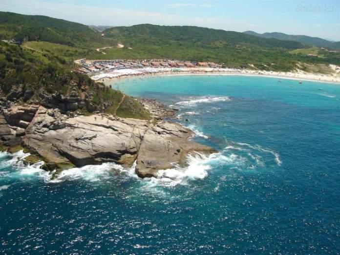 Cabo Frio é um dos destinos turísticos e baratos no Brasil
