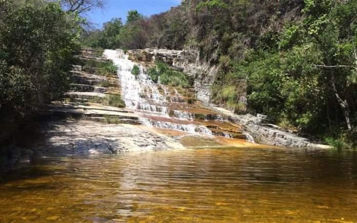 Cachoeira Dicadinha em Capitólio-MG