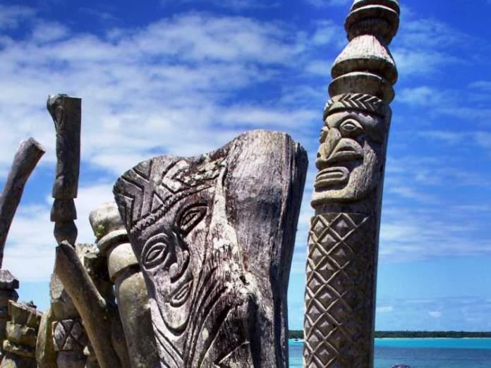 Conhecer a cultura Kanak é um dos motivos para conhecer a ilha de Nova Caledônia