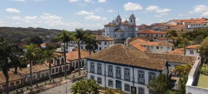 Diamantina é um dos passeios românticos para fazer em Minas Gerais