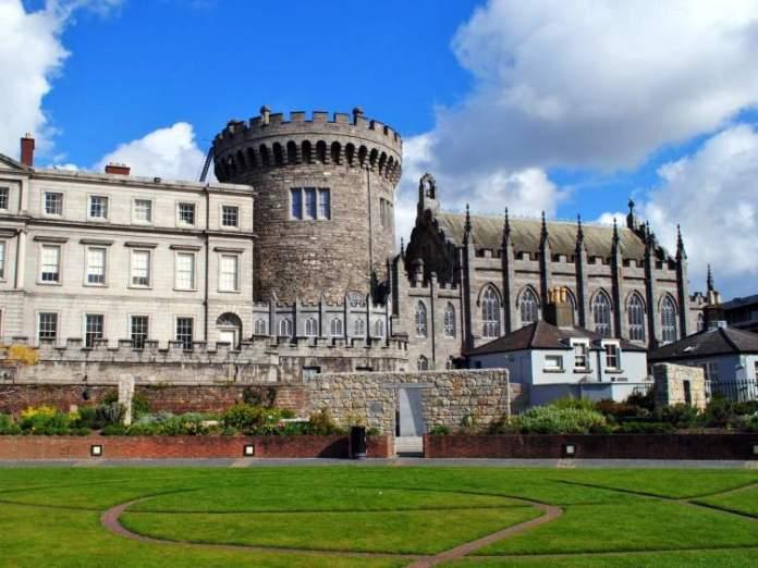 Dublin Castle é uma das atrações gratuitas em Dublin