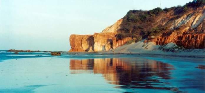 Icapuí é um dos lugares lindos no Ceará