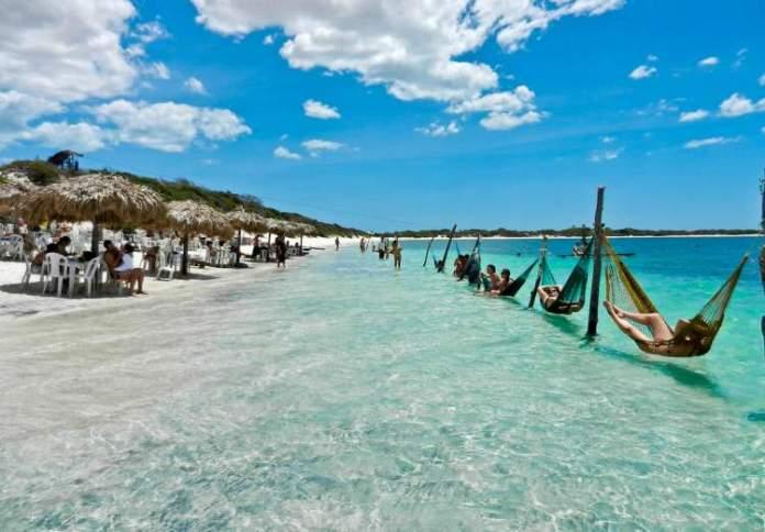 Jijoca de Jericoacoara é um dos lugares lindos no Ceará