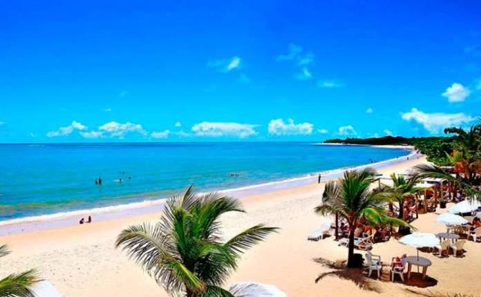 Mutá é uma das Praias mais lindas de Porto Seguro e arredores