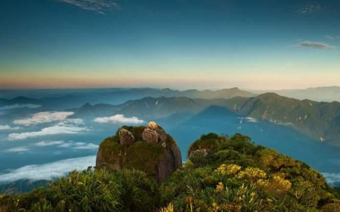 Parque Nacional de Saint Hilaire / Lange é um dos destinos Pouco Conhecidos no Brasil