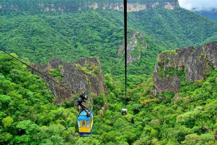 Parque Nacional de Ubajara é um dos destinos Pouco Conhecidos no Brasil