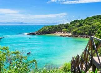 Praias da Região dos Lagos