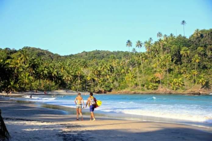 Prainha é uma das praias mais lindonas da Bahia