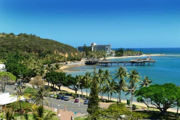Ser um destino romântico é um dos motivos para conhecer a ilha de Nova Caledônia