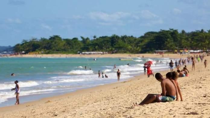 Taperapuã é uma das praias mais lindonas da Bahia
