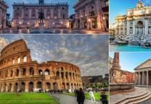 atrações gratuitas em Roma