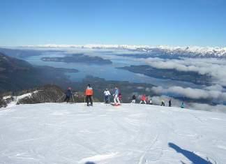 destinos de esqui na América do Sul
