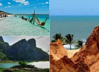 lugares lindos no Ceará