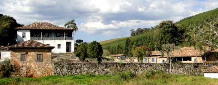 Fazenda da Pedra em Santana dos Montes