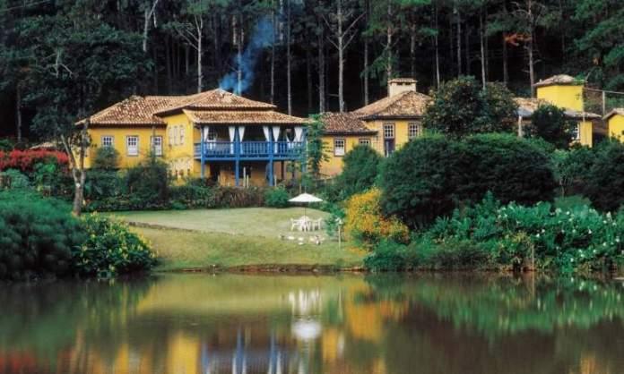 Hotéis Fazenda em Santana dos Montes