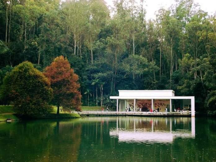 Inhotim é um dos Melhores Destinos Para Viajar Sozinho no Brasil