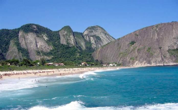 Itacoatiara é uma das Praias Mais Lindonas do Rio de Janeiro