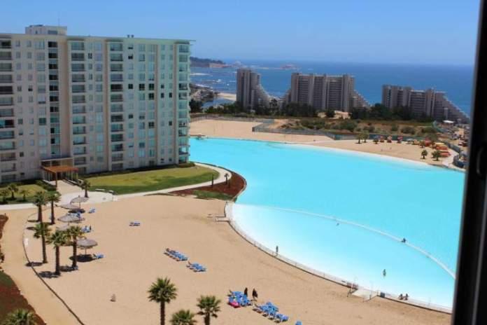 Laguna Bahia tem uma das Maiores Piscinas do Mundo