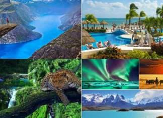 Melhores destinos para viajar ainda em 2018