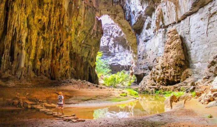 Parque Estadual em Itacarambi Minas Gerais