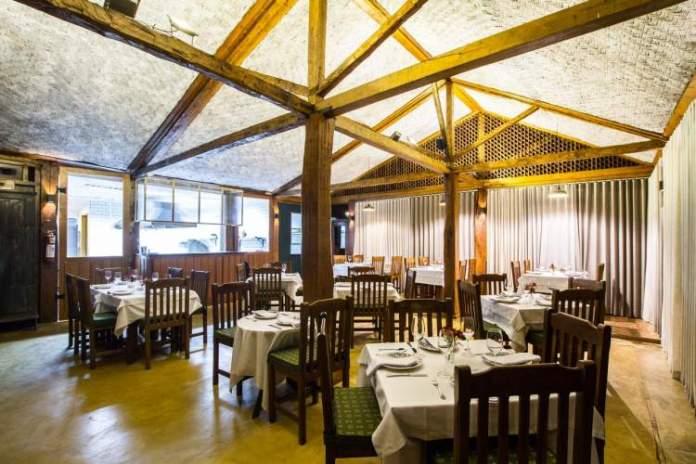 Restaurantes em Santana dos Montes