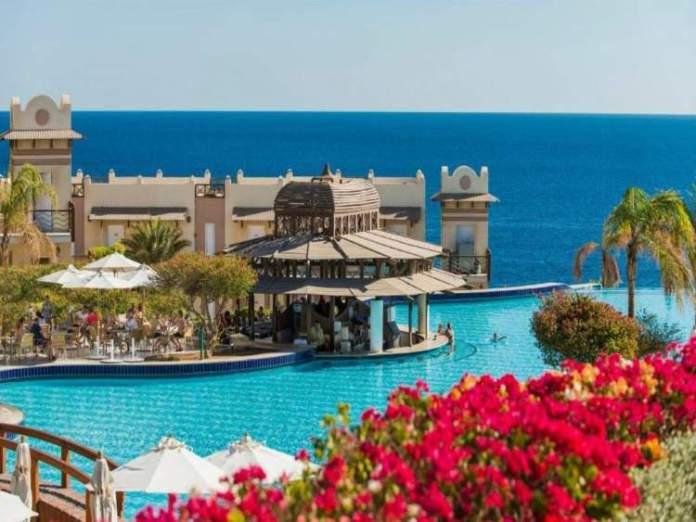 Sharm El Sheikh tem uma das Maiores Piscinas do Mundo