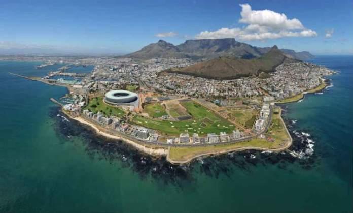 África do Sul é um dos melhores destinos turísticos do mundo