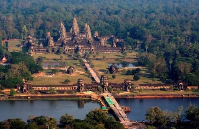 Camboja é um dos melhores destinos turísticos do mundo