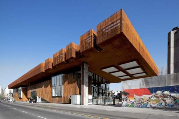 Centro Cultural Gabriela Mistral em Santiago do Chile