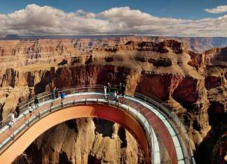 Grand Canyon nos Estados Unidos