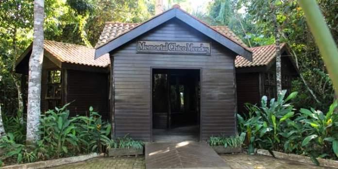 Parque Ambiental Chico Mendes no Acre