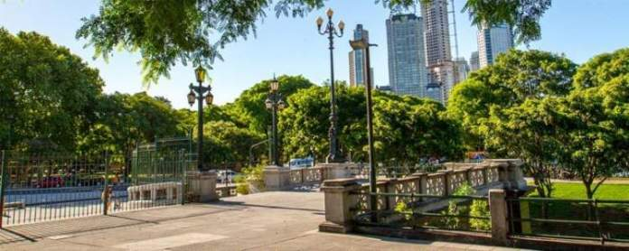 Reserva Ecológica é uma das atrações turísticas em Buenos Aires