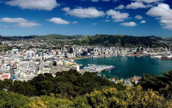 Wellington na Nova Zelândia é um dos destinos mais baratos para viajar em março 2019