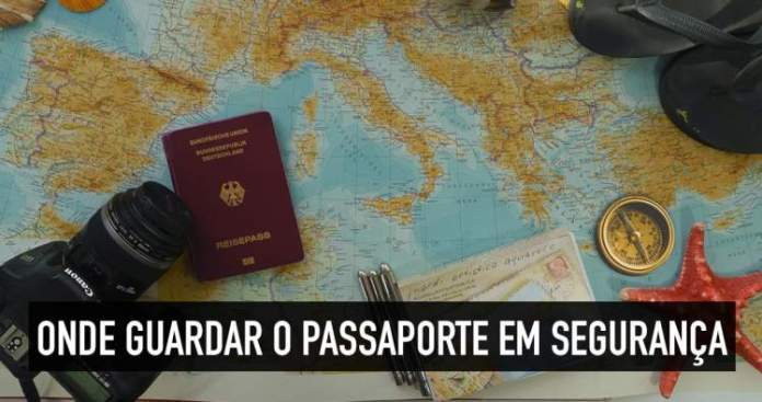 guardar o passaporte post