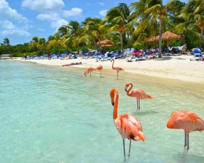 Aruba é um dos destinos baratos para viajar em outubro de 2019