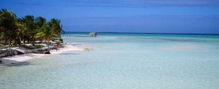 Caya Coco é uma das melhores praias de Cuba