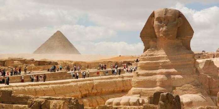 Egito é um dos países mais baratos do mundo para viajar