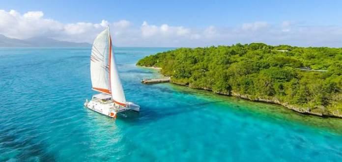 Île aux Cerfs Ilhas Maurício