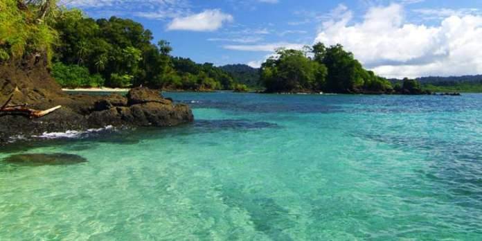 Isla Coiba é uma das melhores praias do Panamá