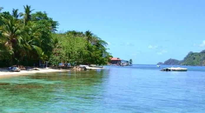 Isla Grande é uma das melhores praias do Panamá