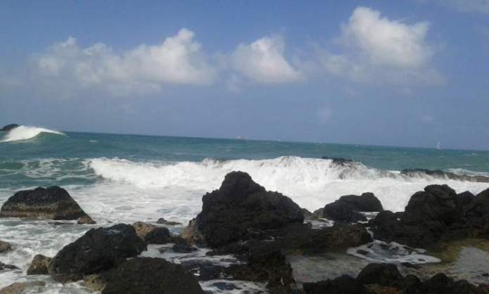 Isla Mamey é uma das melhores praias do Panamá