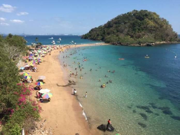 Isla Taboga é uma das melhores praias do Panamá