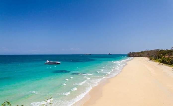 Isla Viveros é uma das melhores praias do Panamá
