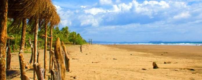 Las Lajas é uma das melhores praias do Panamá