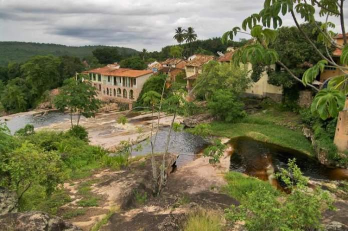 Lençóis é um dos destinos no Brasil baratos para viajar nas férias