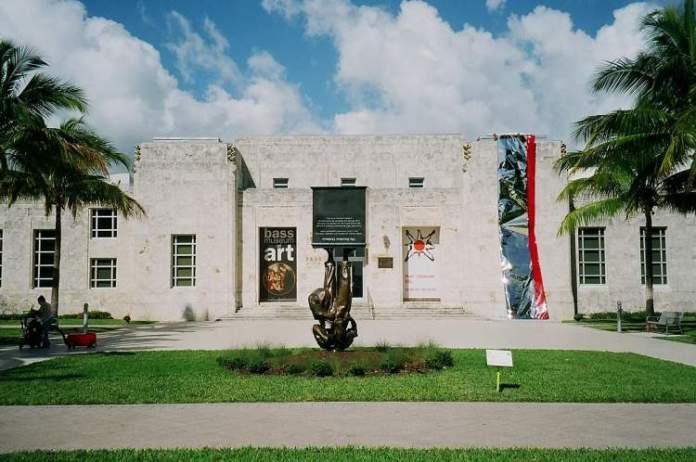 Museu Bass em Miami