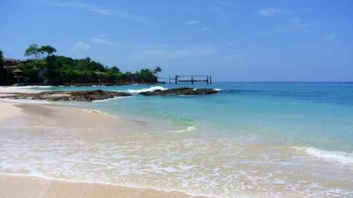 Playa-Cacique é uma das melhores praias do Panamá
